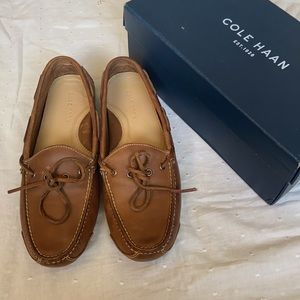 Never Worn Cole Haan Gunnison Loafers